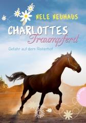 Cover: Charlottes Traumpferd - Gefahr auf dem Reiterhof, Nele Neuhaus